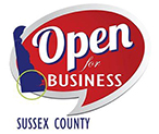 Sussex County Open for Business